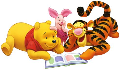 Pooh-tigger-piglet-reading