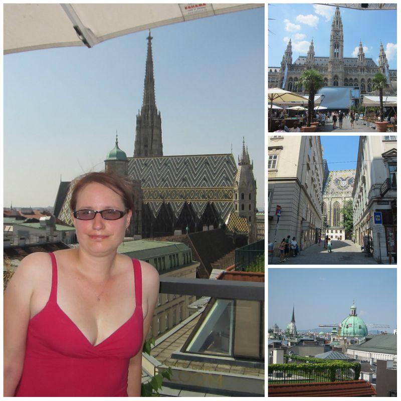 Vienna-collage